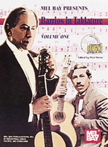 Barrios in Tablature Volume 1