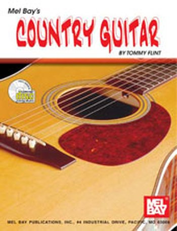 Country Guitar (Partition+CD)
