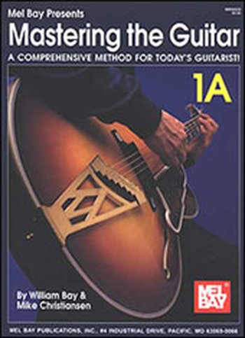 Mastering the Guitar Book 1A (CD)