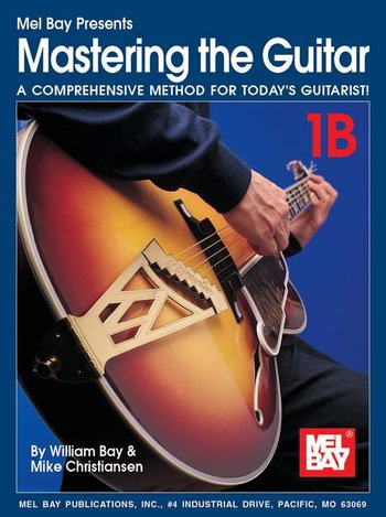 Mastering the Guitar Book 1B (CD)