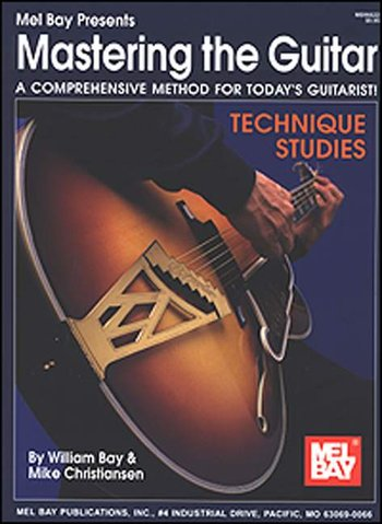 Mastering the Guitar - Technique Studies (Partition)