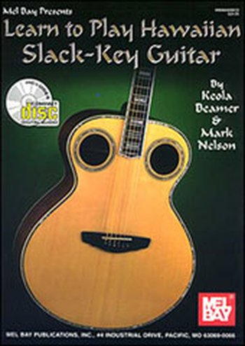 Learn to Play Hawaiian Slack Key Guitar (Partition+CD)