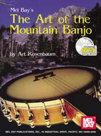 The Art of the Mountain Banjo (Partition+CD)