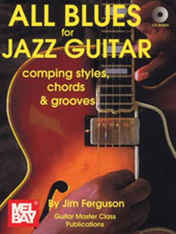 All Blues for Jazz Guitar (Partition+CD)