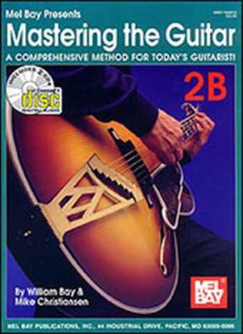 Mastering the Guitar Book 2B (Partition+CD)