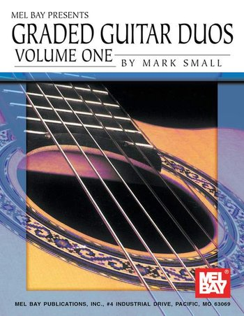 Graded Guitar Duos Volume 1 (Partition)