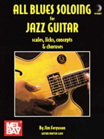 All Blues Soloing for Jazz Guitar (Partition+CD)