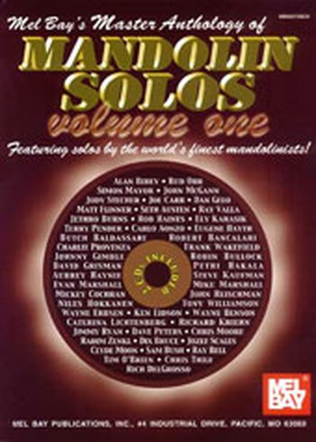 2000 Mandolin, anthology of Mandolin solos (Partition+CD)