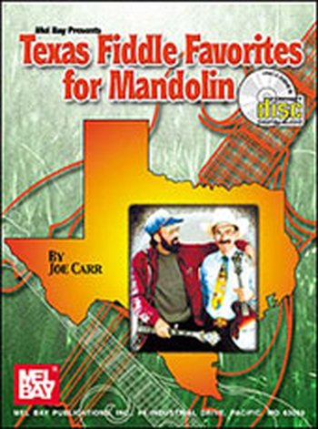 Texas Fiddle Favorites for Mandolin (Partition+CD)