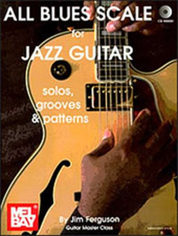 All Blues Scale for Jazz Guitar (Partition+CD)