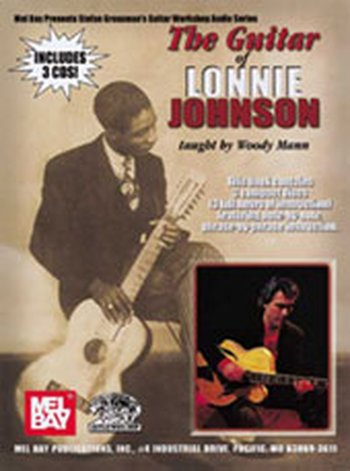 Guitar of Lonnie Johnson (Partition+CD)