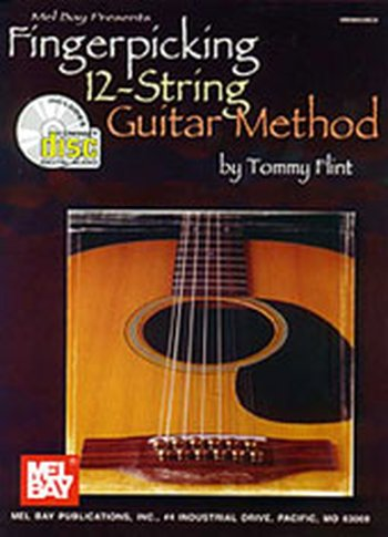 Fingerpicking 12-String Guitar Method (Partition+CD)
