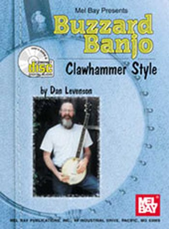 Buzzard Banjo - Clawhammer Style (Partition+CD)