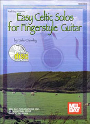 Easy Celtic Solos for Fingerstyle Guitar (Partition)