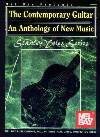 The Contemporary Guitar: An Anthology of New Music (Partition)