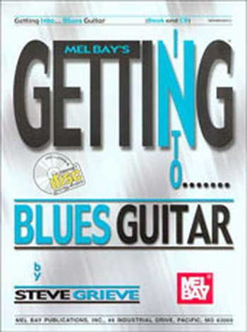Getting Into Blues Guitar (Partition+CD)