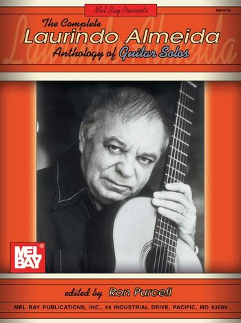 The Complete Laurindo Almeida Anthology of Guitar Solos (Partition)