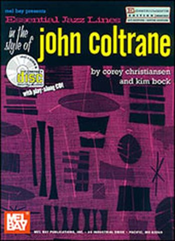 Essential Jazz Lines: Eb in the Style of John Coltrane