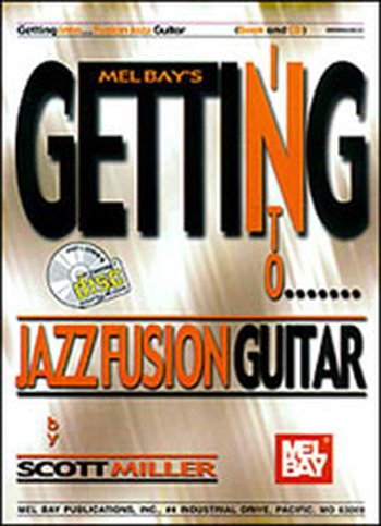 Getting Into Fusion Jazz Guitar (Partition+CD)
