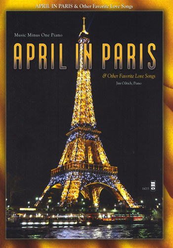April in Paris : Songs for a Sunday Afternoon