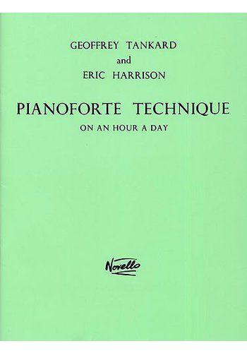 Piano Technique On An Hour A Day