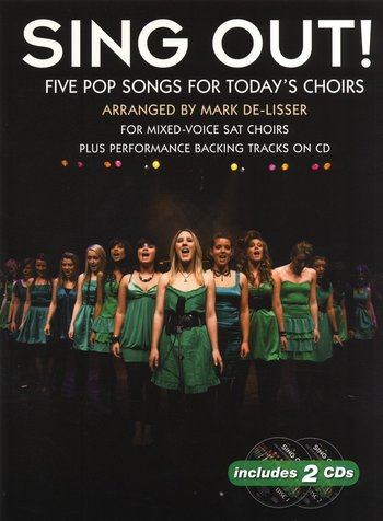 Sing Out ! 5 Pop Songs for Today's Choirs