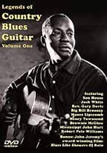 Legends Of Country Blues Guitar
