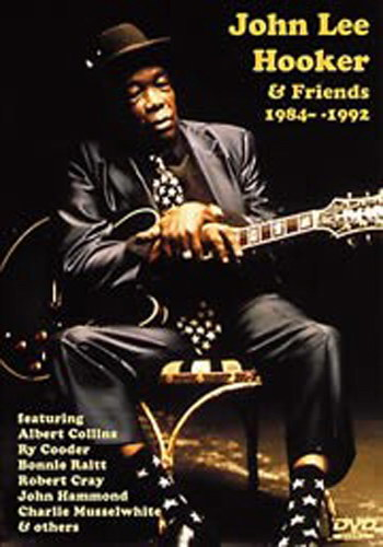 John Lee Hooker And Friends : 1984-1992