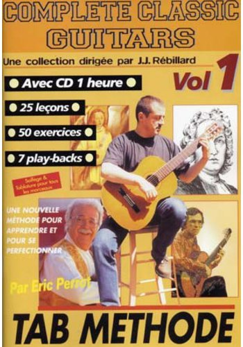 Complete Classic Guitar (Partition+CD)
