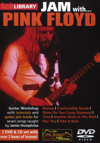 Lick Library : Jam With Pink Floyd