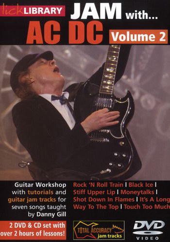 Lick Library : Jam With AC/DC