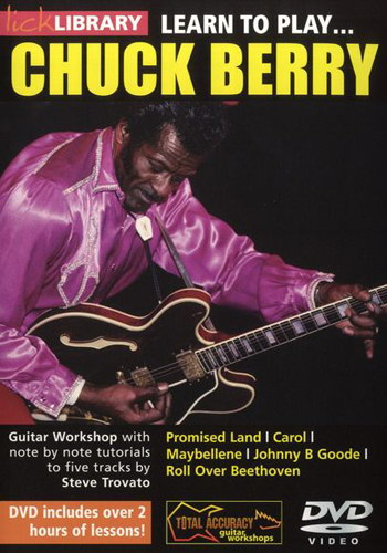 Lick Library : Learn To Play Chuck Berry