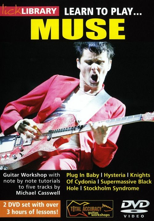 Lick Library : Learn to Play Muse
