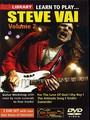 Lick Library : Learn To Play Steve Vai (DVD)