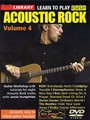 Lick Library : Learn To Play Acoustic Rock (DVD)