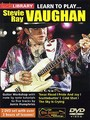 Lick Library : Learn To Play Stevie Ray Vaughan (DVD)