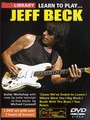 Lick Library: Learn to Play Jeff Beck (DVD)