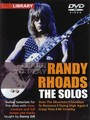 Lick Library : Learn To Play Randy Rhoads - The Solos