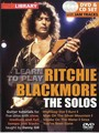 Lick Library : Learn To Play Ritchie Blackmore - The Solos