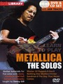 Lick Library : Learn To Play Metallica - The Solos
