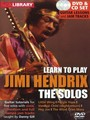 Lick Library : Learn To Play Jimi Hendrix - The Solos