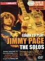 Lick Library : Learn To Play Jimmy Page - The Solos