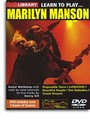 Lick Library : Learn To Play Marilyn Manson