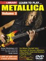 Lick Library : Learn to Play Metallica