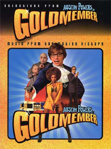Selections From Austin Powers In Goldmember (Partition)