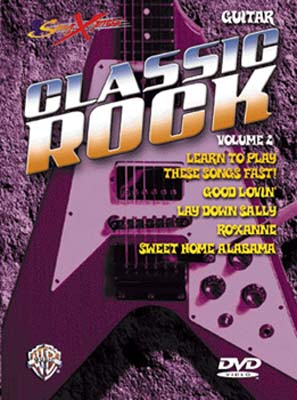 SongXpress : Classic Rock (DVD)