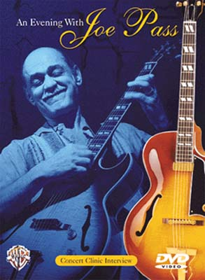 An Evening with Joe Pass (DVD)