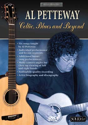 Acoustic Masterclass Series : Al Petteway -  Celtic, Blues, and Beyond (DVD)