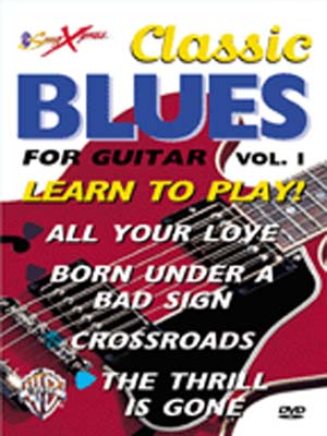 SongXpress : Classic Blues (DVD)