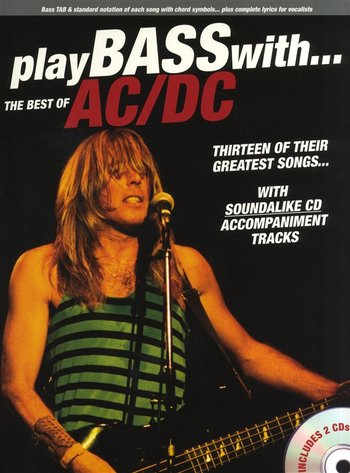 Play Bass With... The Best Of AC/DC